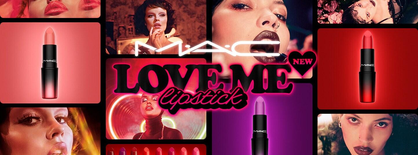 Love Me Lipstick | MAC Saudi Arabia E-Commerce Site